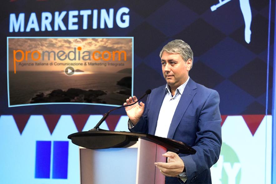 Luigi Molino esperto e consulente di Marketing e Comunicazione