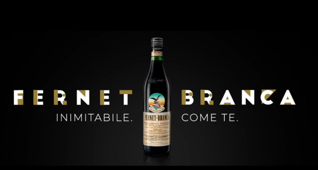"""""""Inimatabile come te"""" lo Spot  Fernet Branca che racconta i primi 175 anni del Brand"""